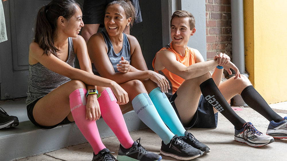CEP Athletic Compression Apparel   Pressure Builds Strength