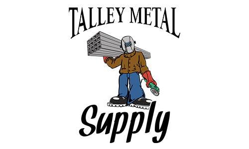 talley metal logo