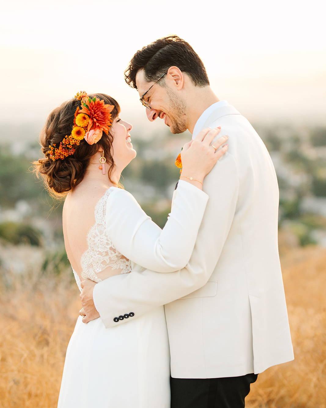 Wedding Edit | Alternative bridal jewellery handmade in the UK by Wolf & Moon