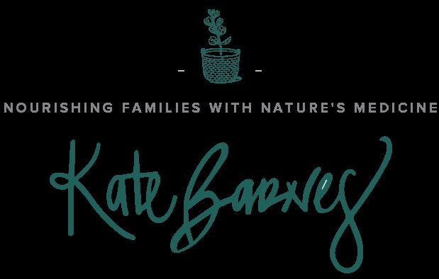 Kate Barnes Logo