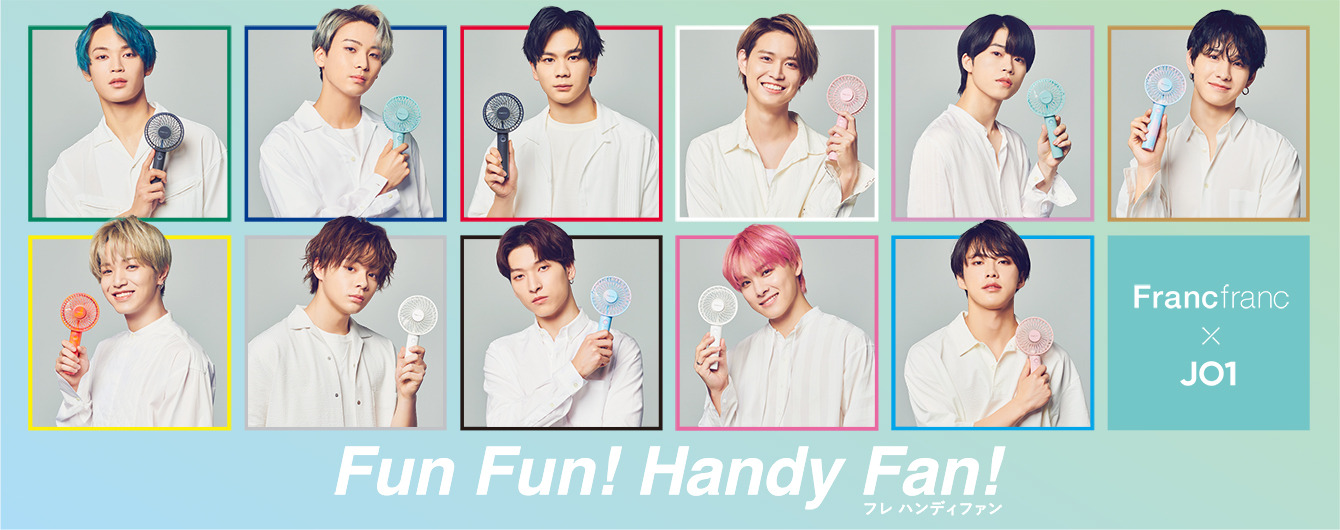 Fun Fun!  Handy Fan!