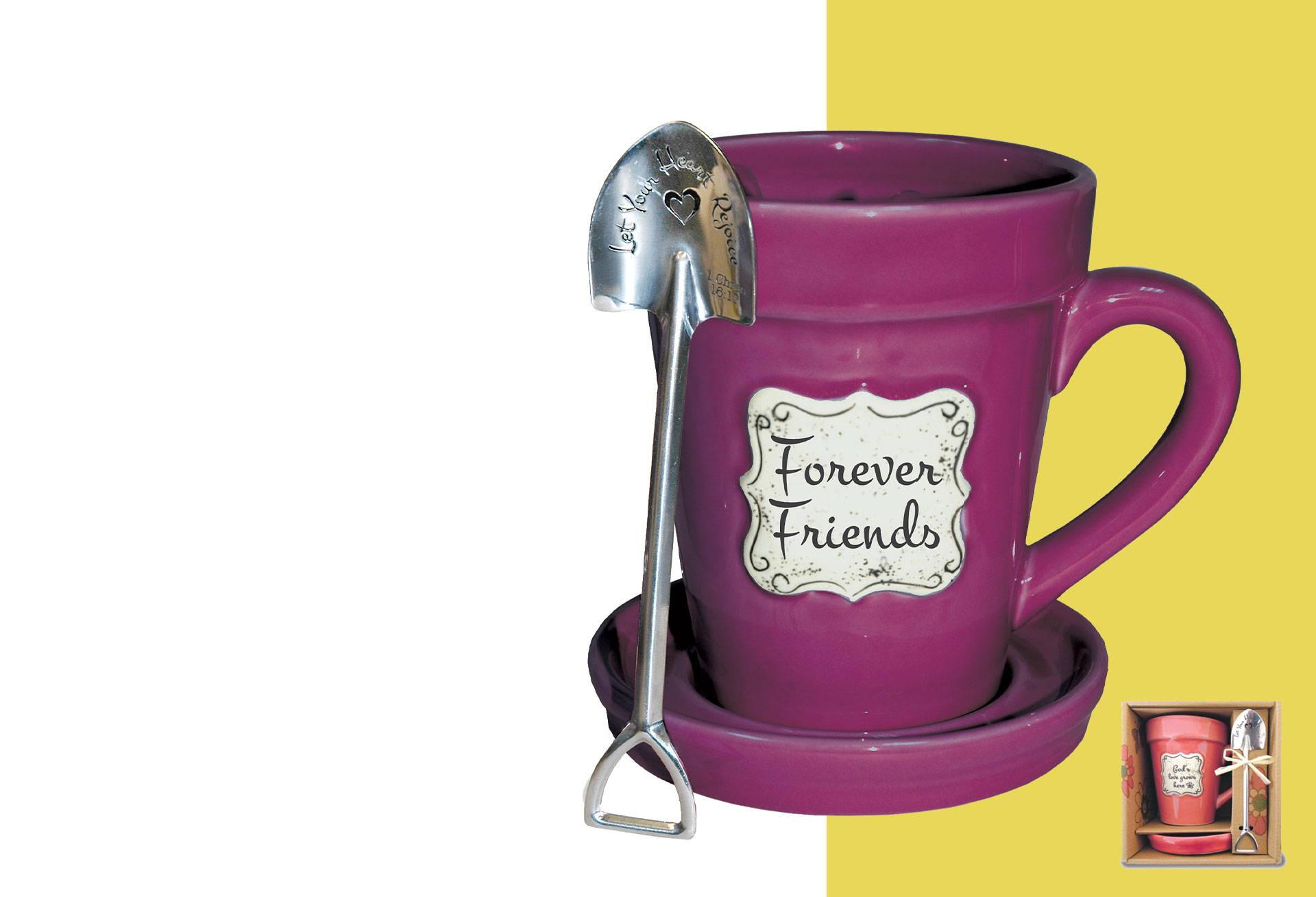 Oak Patch Gifts - Flower Pot Mugs
