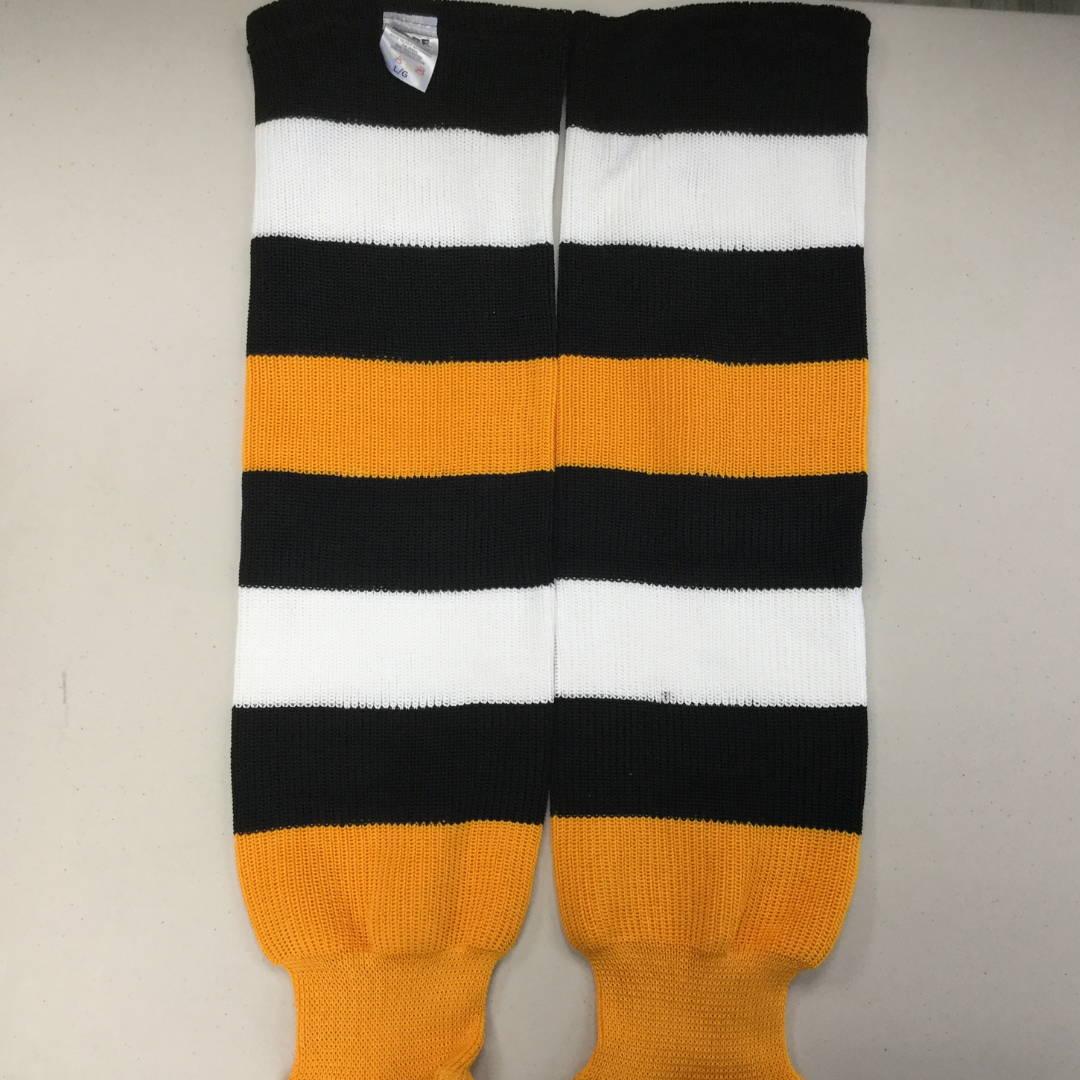 Custom Knit Hockey Socks