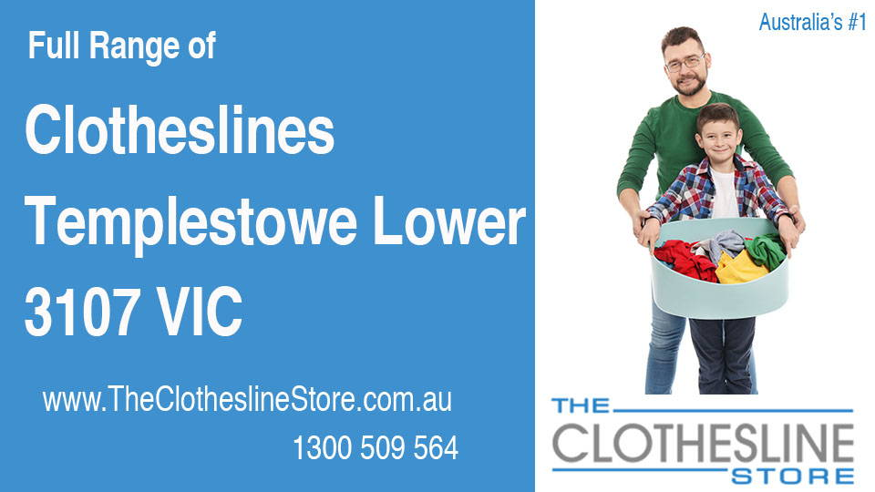 New Clotheslines in Templestowe Lower Victoria 3107