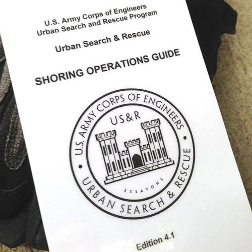 USAR Shoring Operations Guide