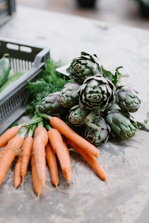 bienfaits de la carotte et du bêta-carotène