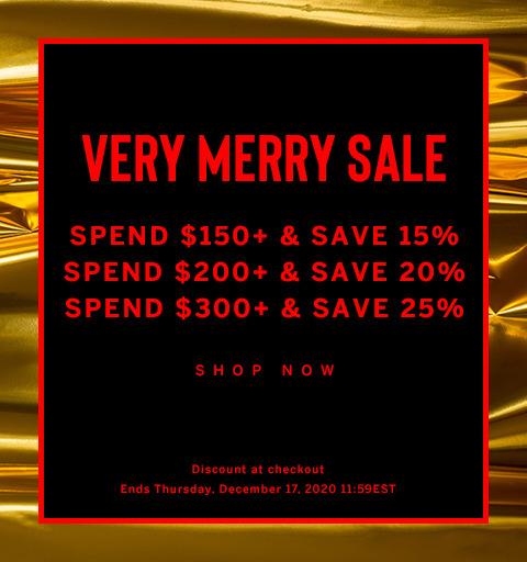 Very Merry Sale