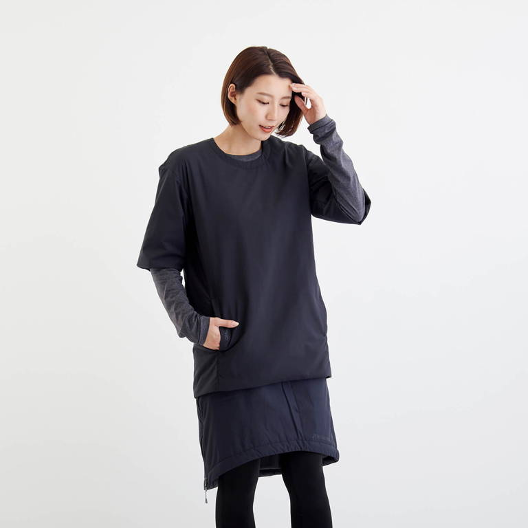 HOUDINI(フーディニ)/オールウェザーT/ブラック/UNISEX