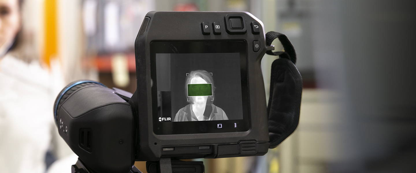 Elevated Skin Temperature Measure FLIR Systems