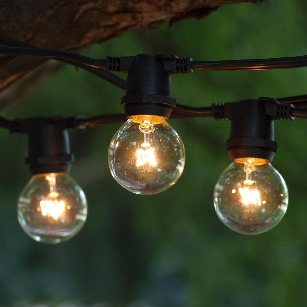Commercial String Lights - C9 Base
