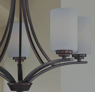 Maxim Devon Lighting Collection at Brand Lighting