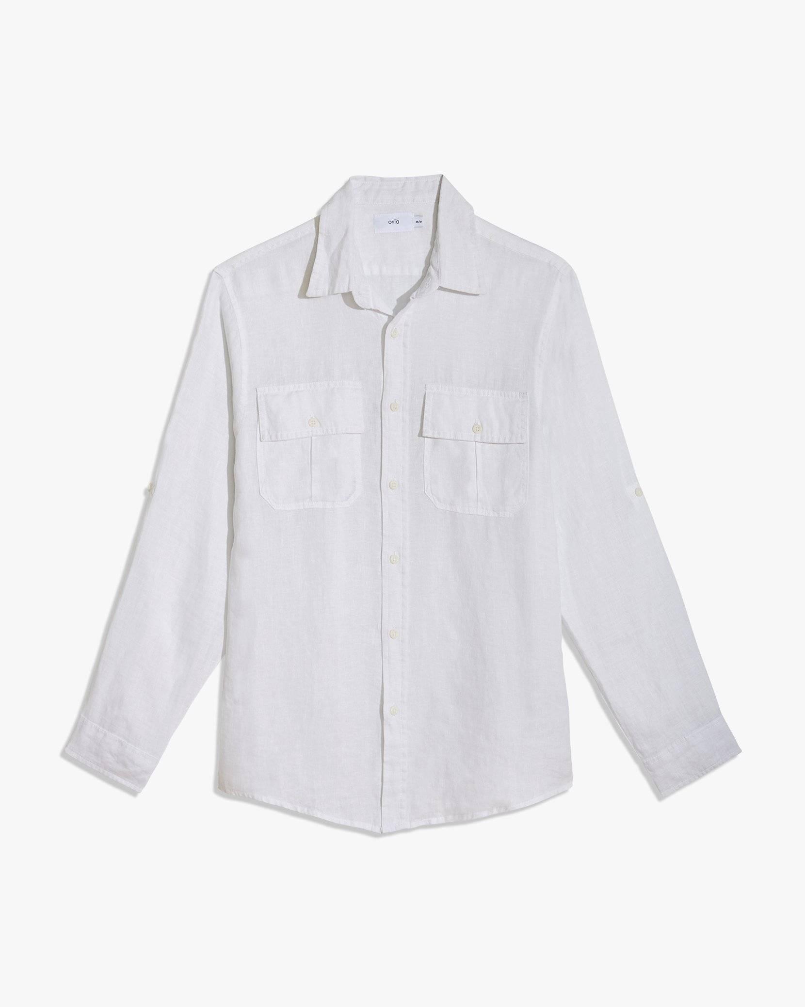 Garret Linen Shirt