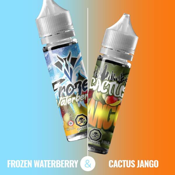 Frozen Waterberry & Cactus Jango