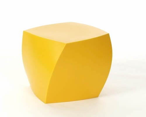 Heller Gehry Color Twist Cube