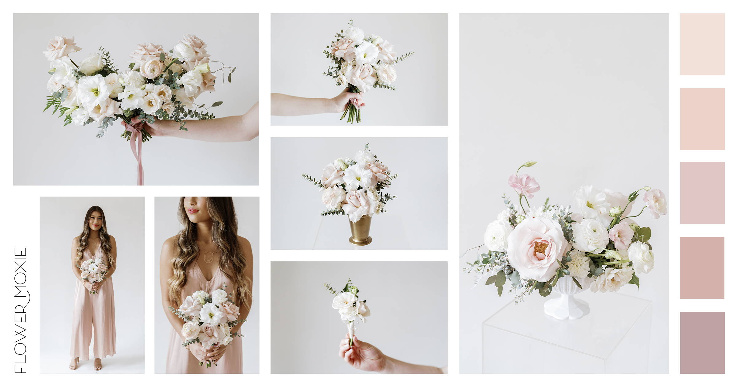wedding flower packages online