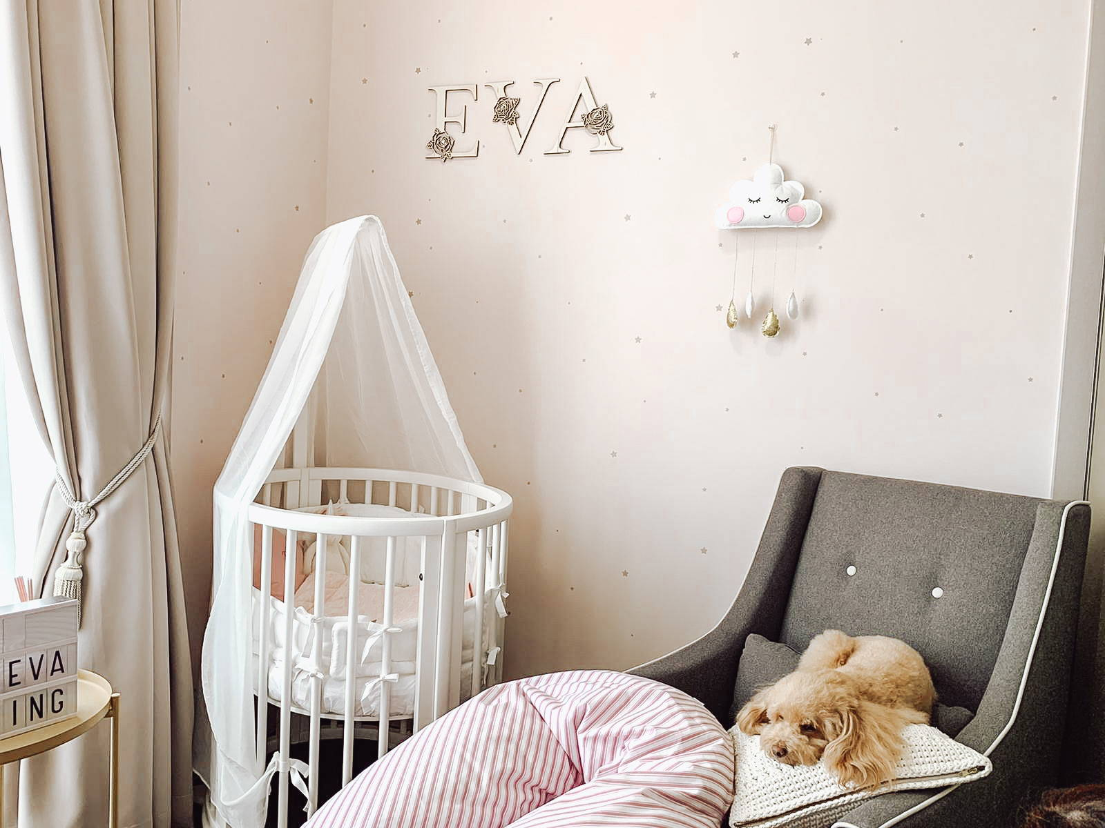 Melody S Baby Essentials Nursery Tour