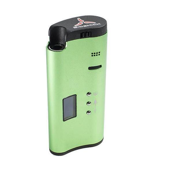 Green 7th Floor Sidekick Vaporizer