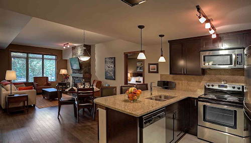 Blackstone Mountain Resort - Condo Overview