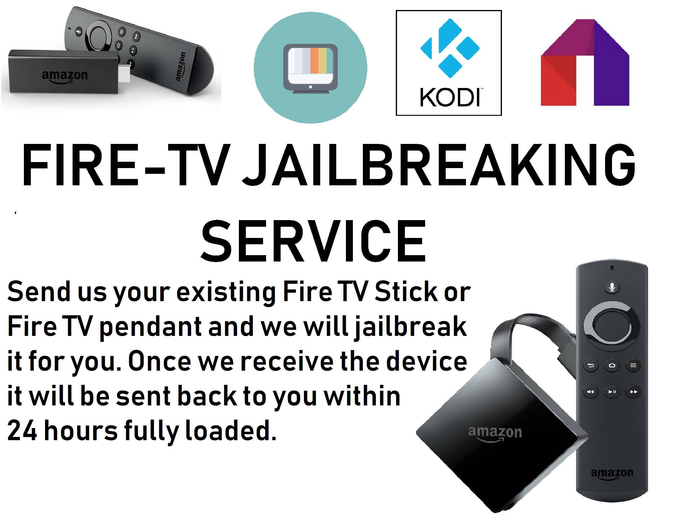 how to jailbreak a firestick tv 4k