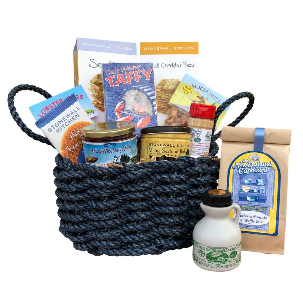 Best of Maine Deluxe Gift Basket
