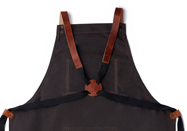 Cpmfortable woodworking apron