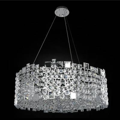 Allegri Lighting Crystal Pendants, Chandeliers, Wall Sconces, & Ceiling Lights - Dolo Collection