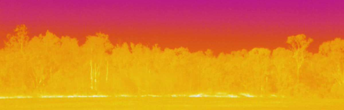 thermal imaging camera, thermal scanning, electrical systems, australian standard for thermal imaging