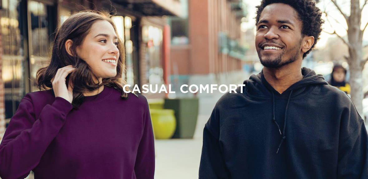 Casual Comfort