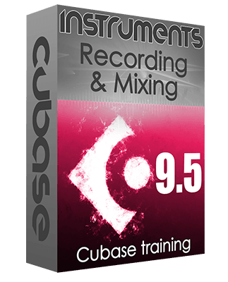 Recording & Mixing In Cubase Tutorial