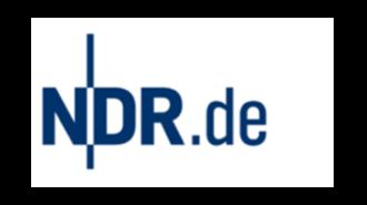 NDR.de online article über HALM Logo