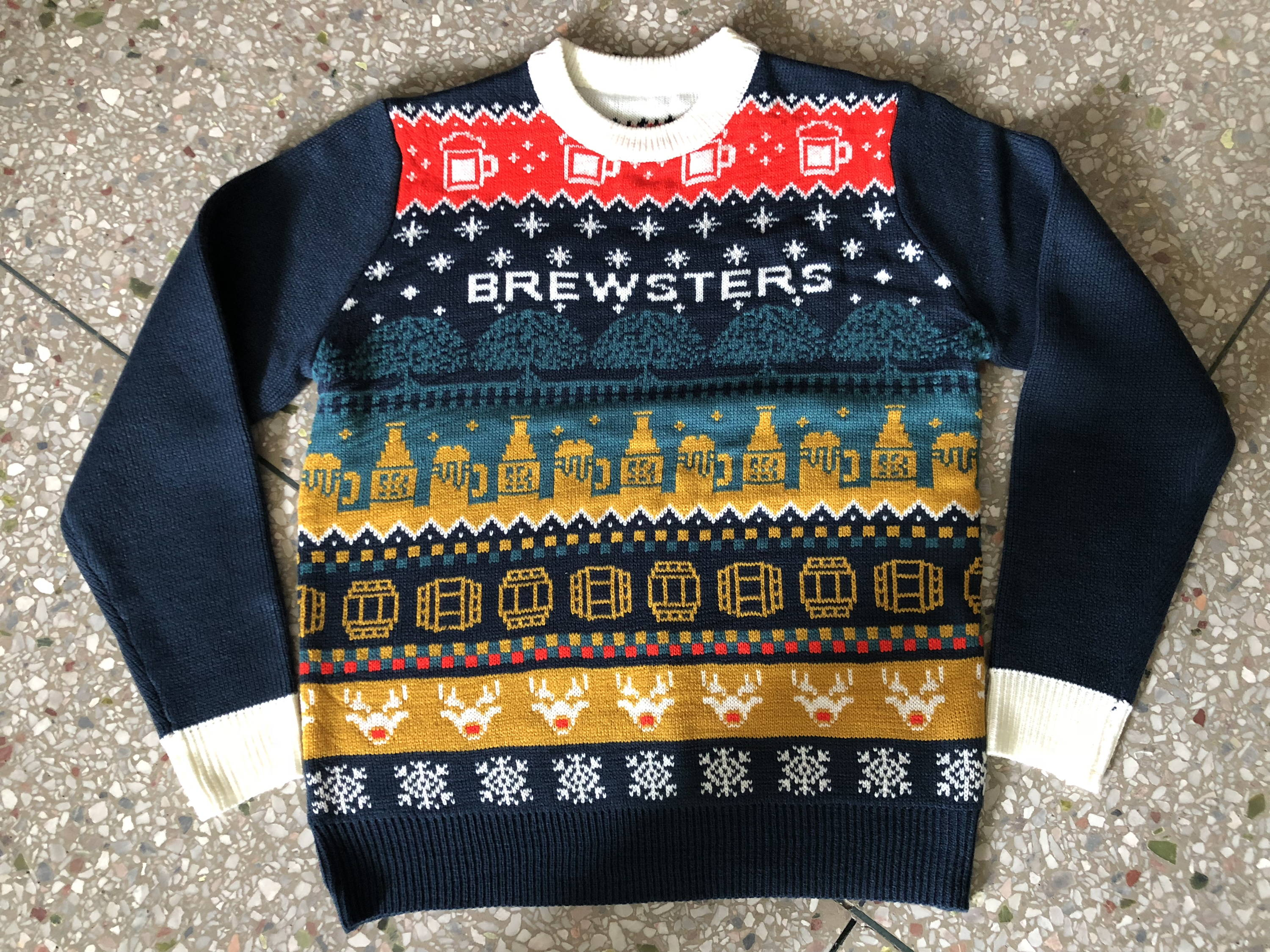 Brewsters Custom Christmas Sweaters