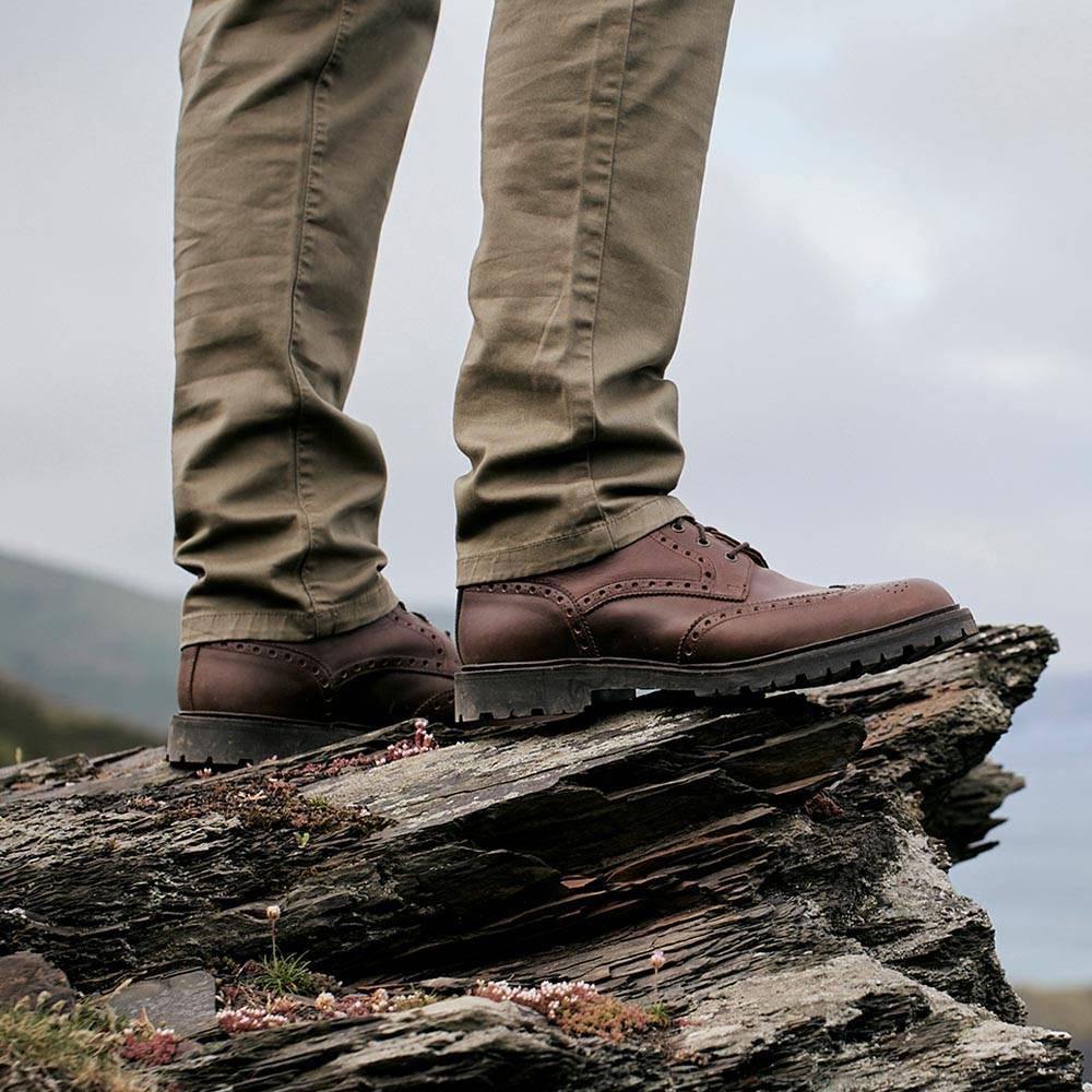 Islay, Mens Boots | Crockett & Jones
