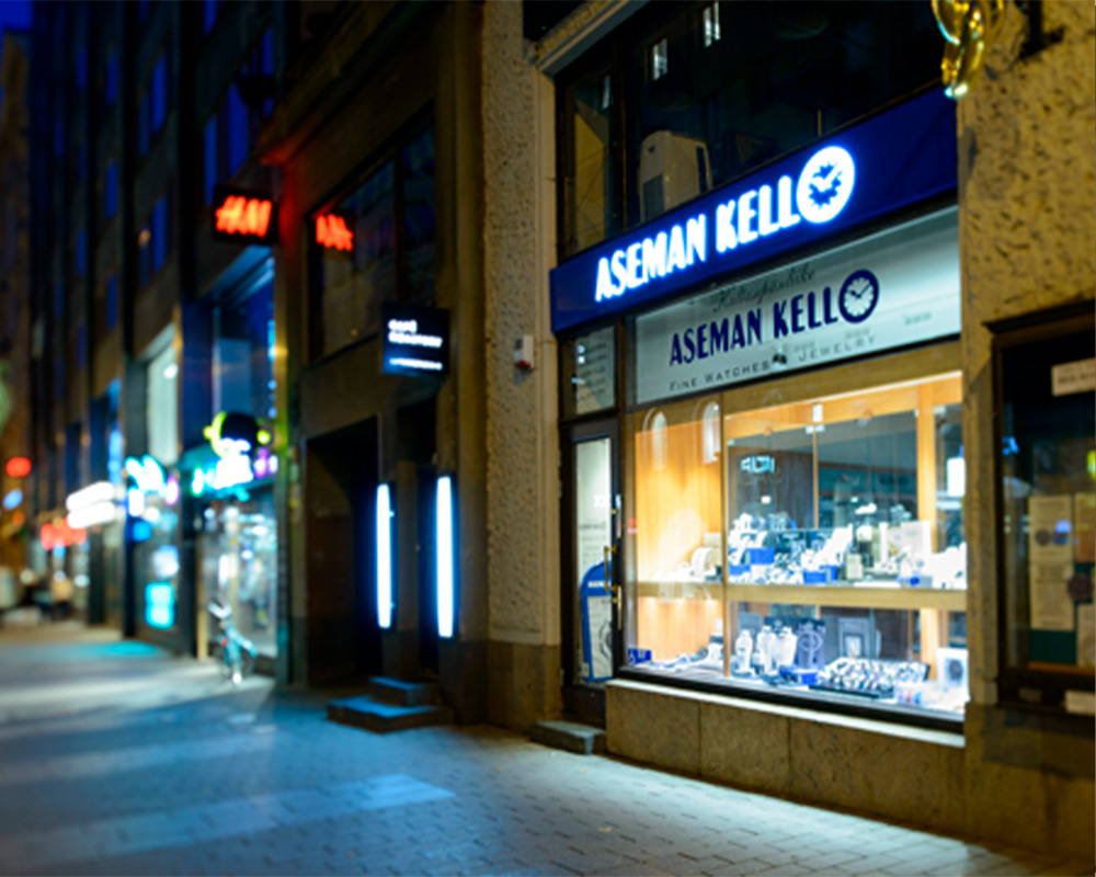 Puustjärven Kello Ja Kulta Kuopio