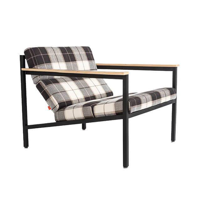 Gus* Halifax Chair in Tartan