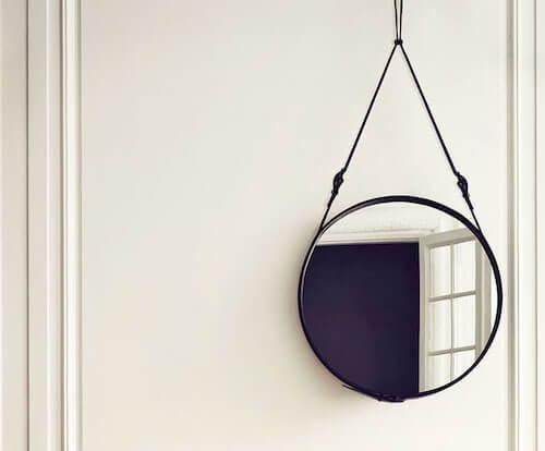 GUBI Adnet Circular Wall Mirror