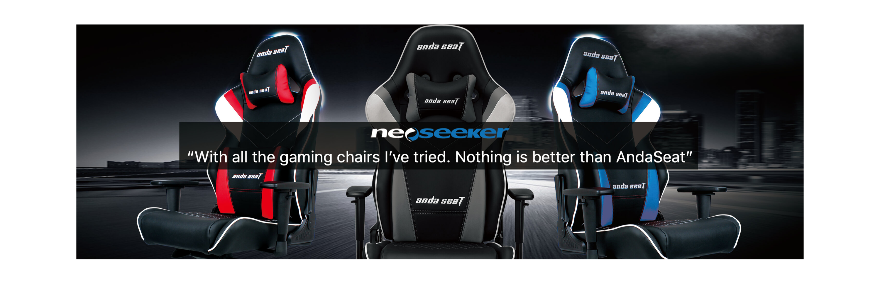 Gaming chair - Neoseeker - Editor's Choice