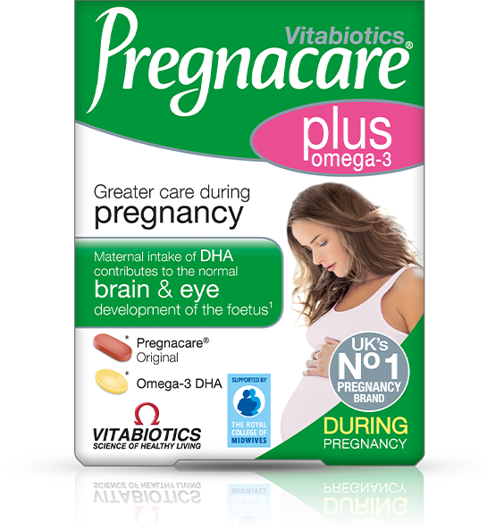 Pregnacare Plus Pack