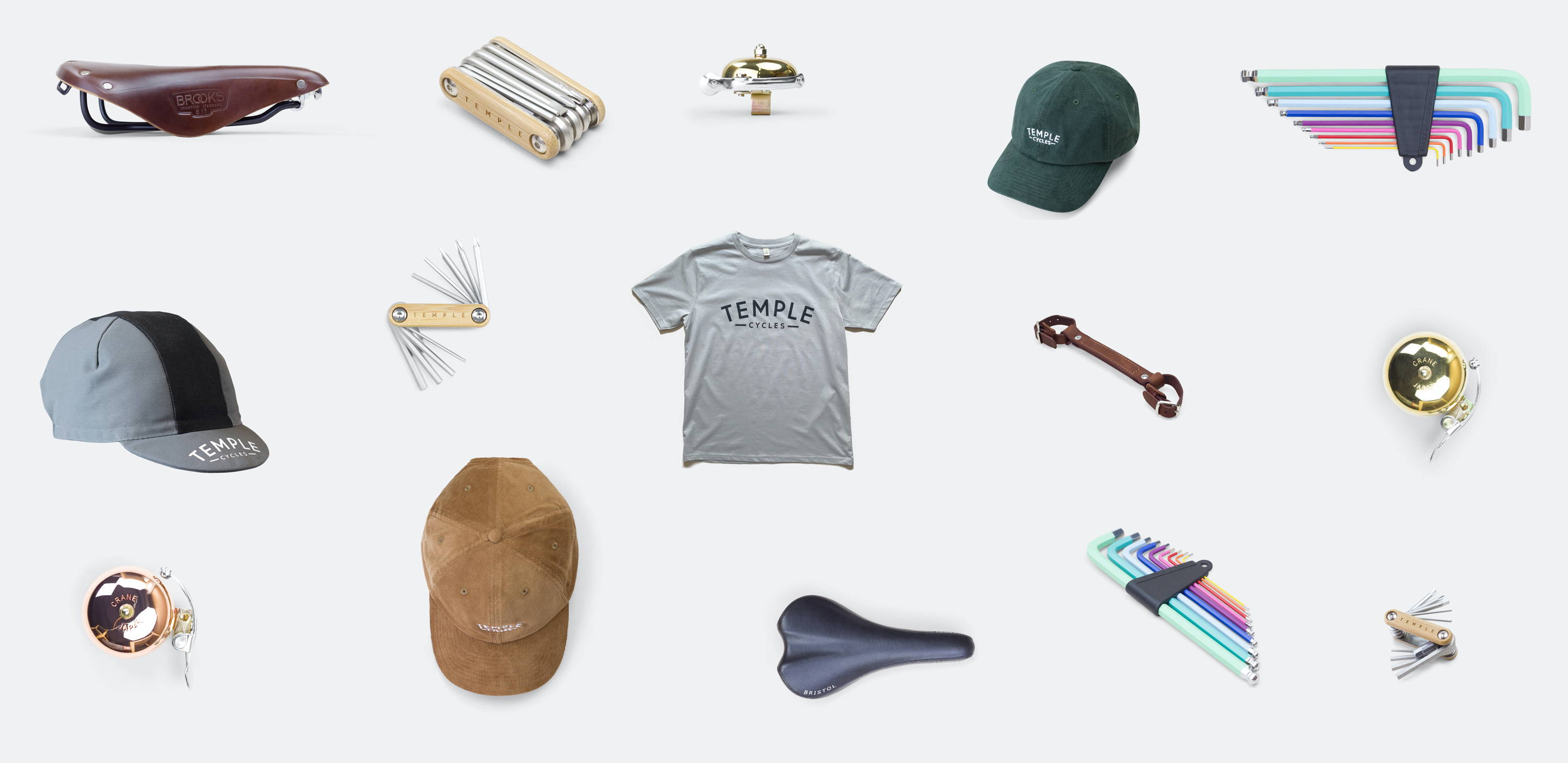 Temple Cycles Christmas Gift Guide