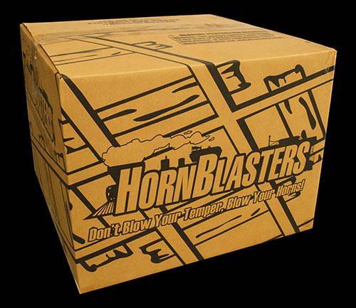 HornBlasters Box