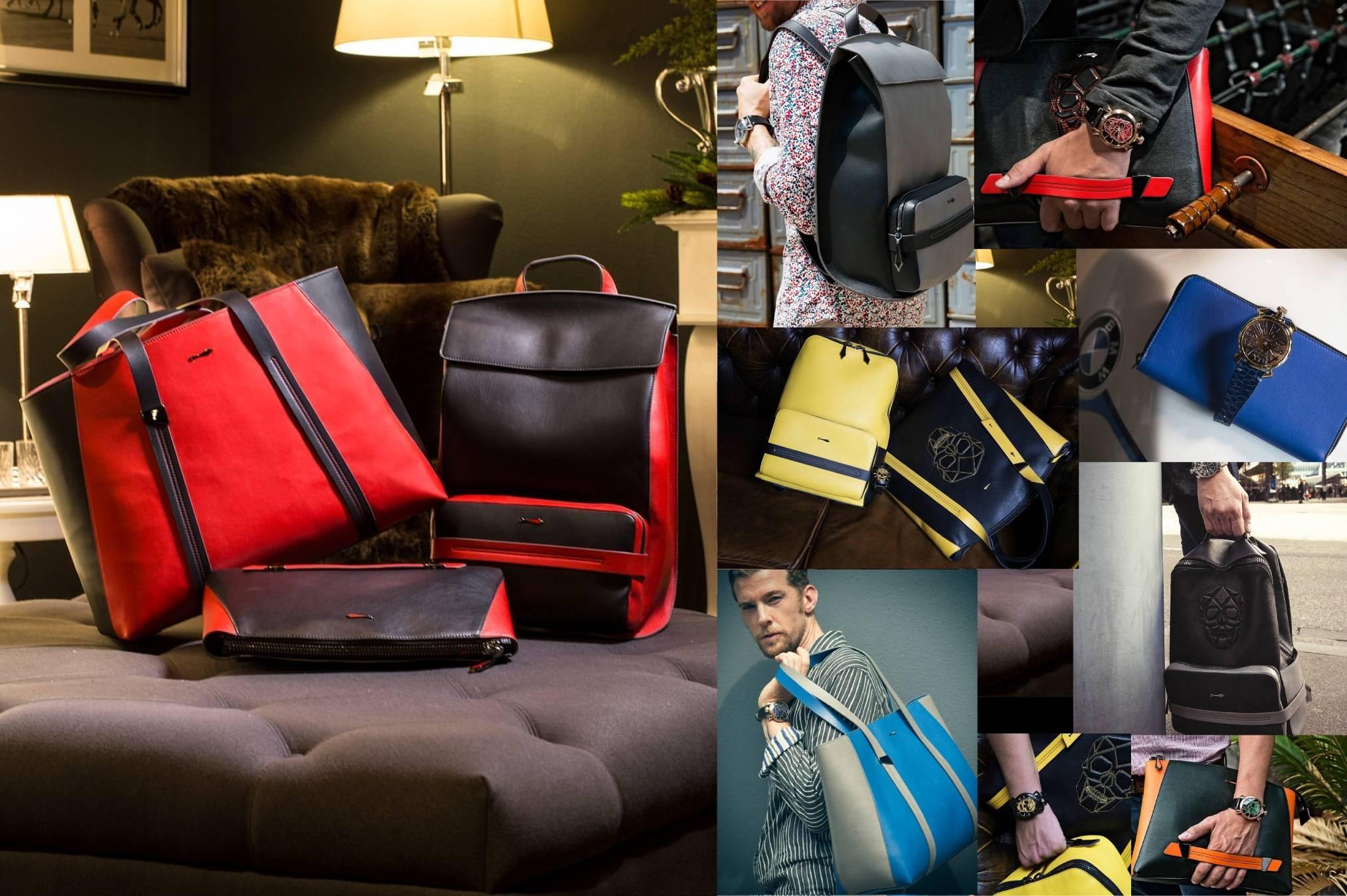 GaGa MILANO Bag Collection