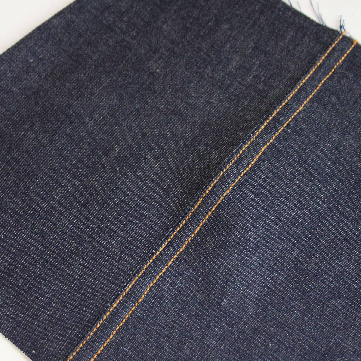 How to sew a flat felled seam