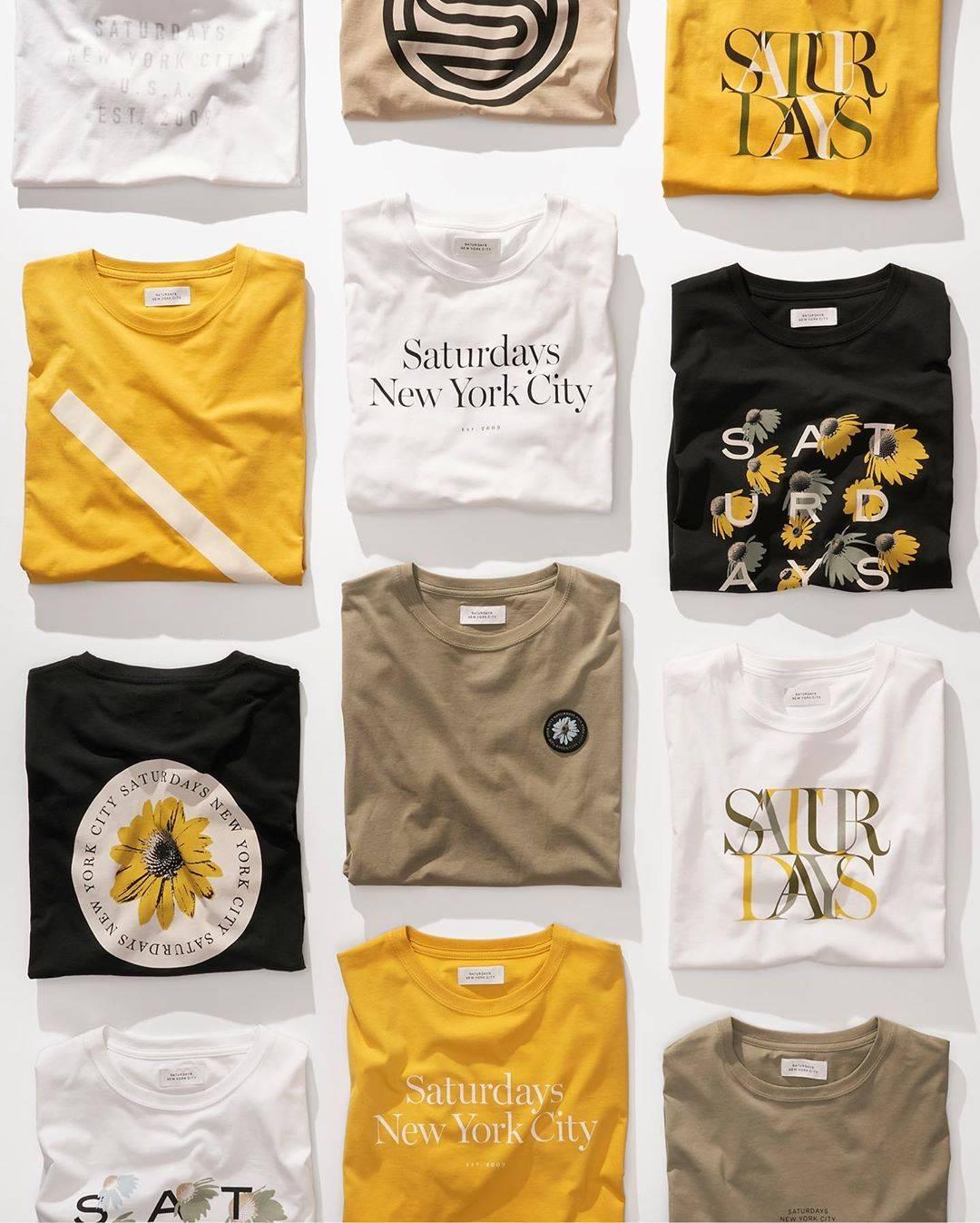 Saturdays NYC Spring 2020 T Shirt