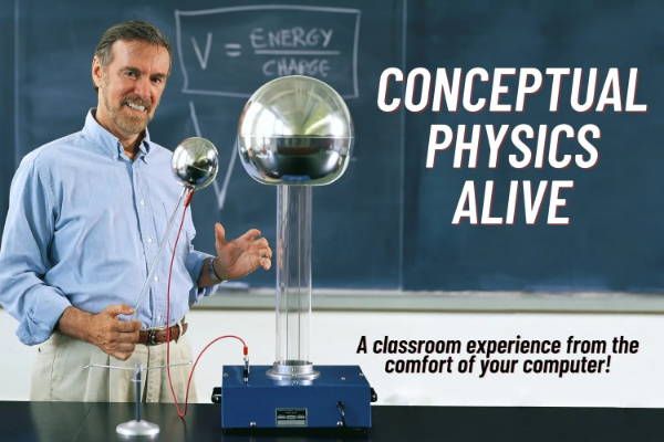 Conceptual Physics Alive: Digital Downloads