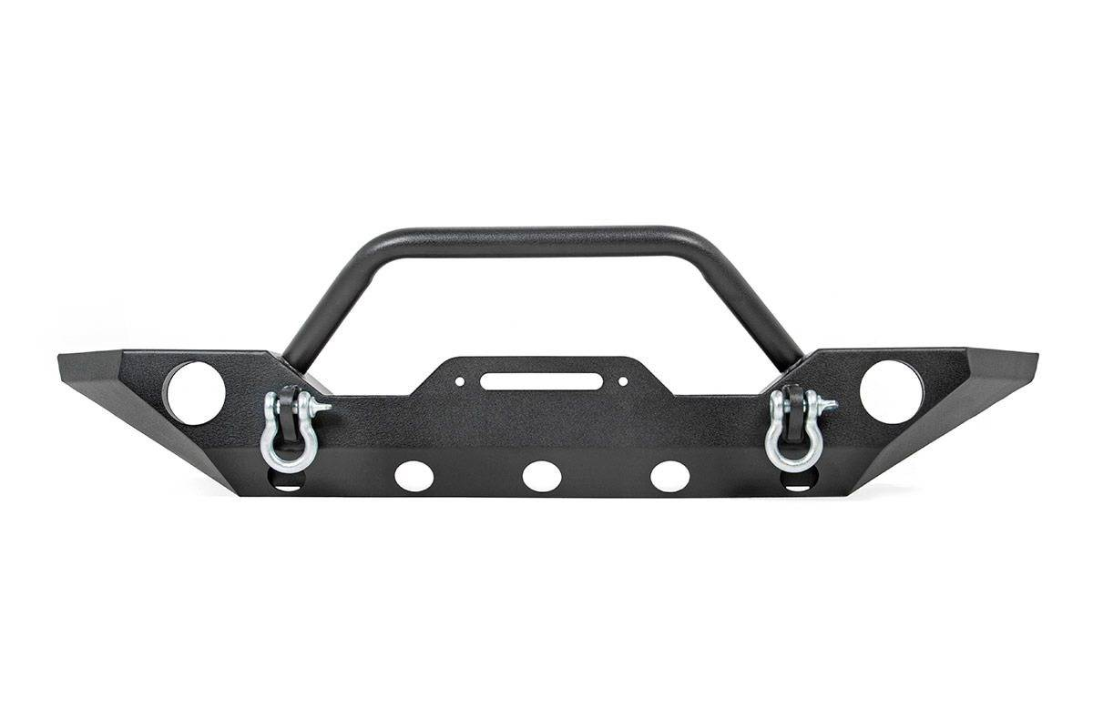 Front Bumper on White background