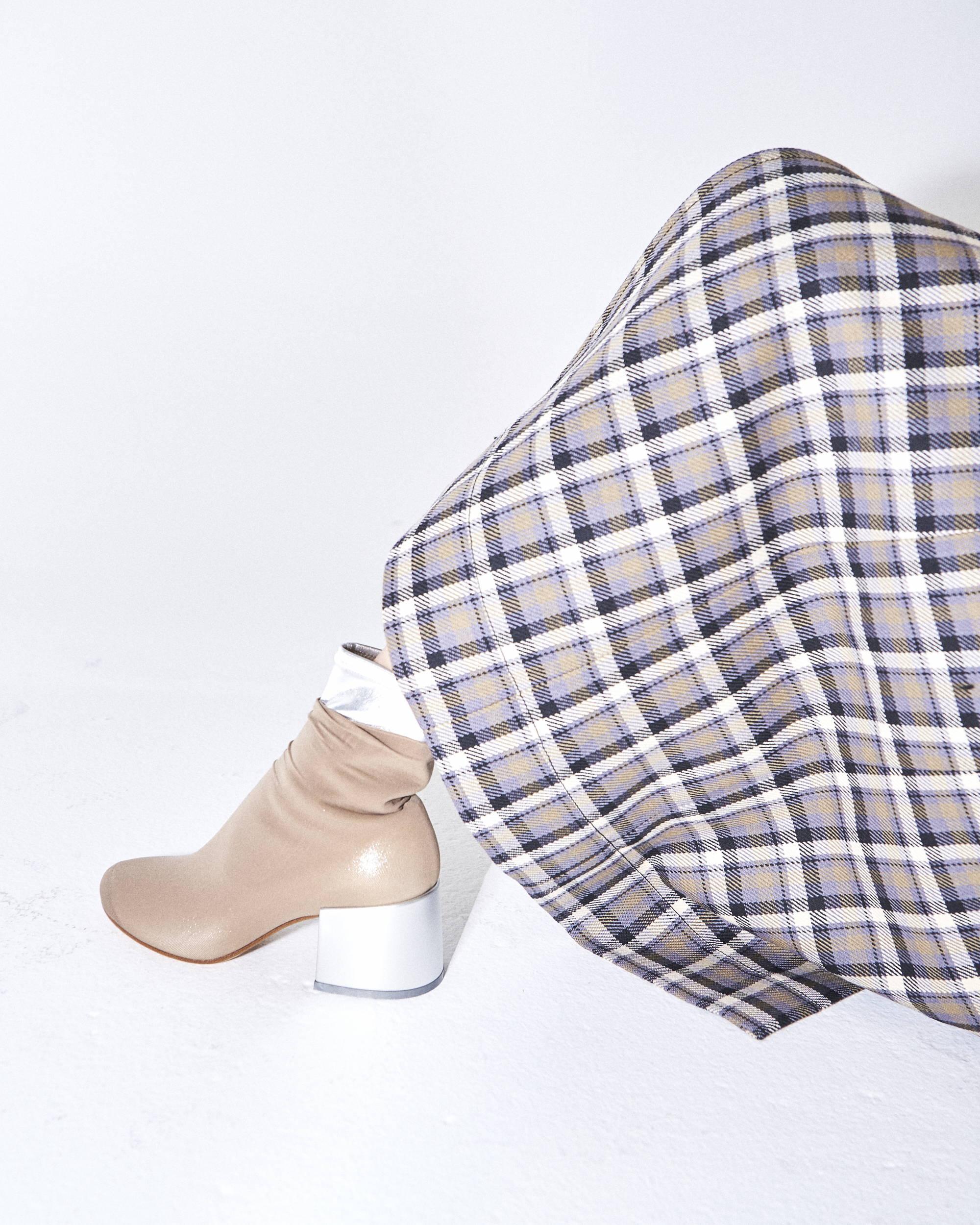 MM6 Maison Margiela Stocking Heels SS18 - Hlorenzo