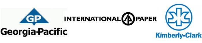 Georgia-Pacific, International Paper, Kimberly-Clark, Weyerhaeuser