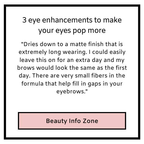 3 eye enhancements to make your eyes pop more