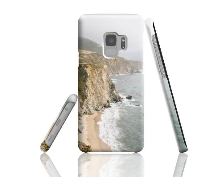 Custom Galaxy S9 Case Slim Main