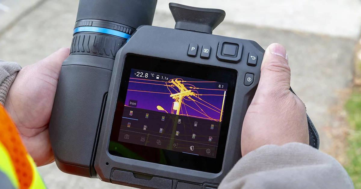 FLIR GF620 Camera