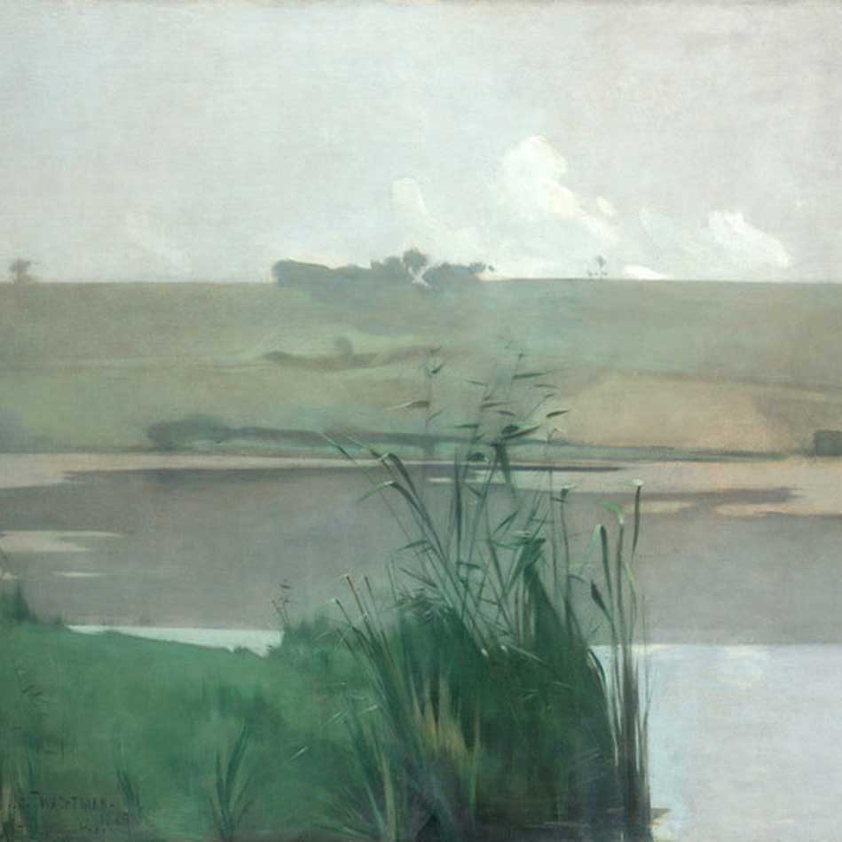 John Henry Twachtman Art